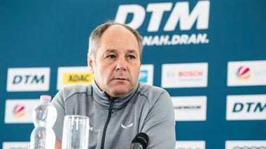 Gerhard Berger - DTM - ITR
