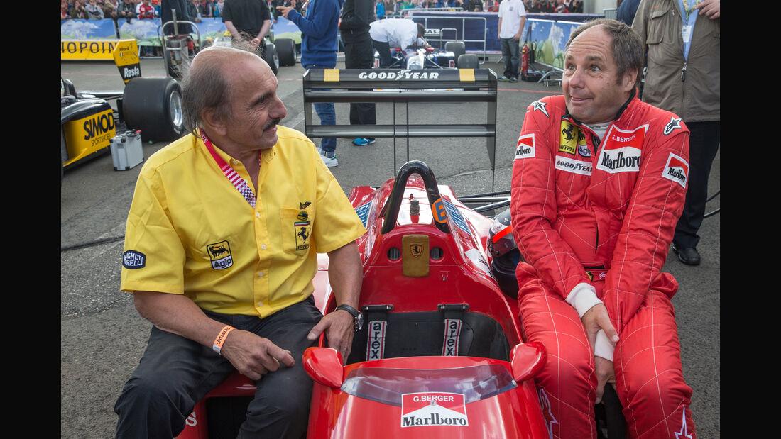 Gerhard Berger - Formel 1 - GP Österreich 2015 - Danis Bilderkiste