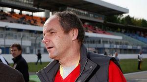 Gerhard Berger Formel 3 Hockenheim 2013