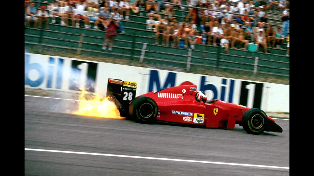 Gerhard Berger - GP Australien 2016