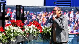 Gerhard Berger - GP Österreich 2020 - Formel 1