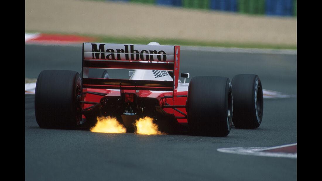 Gerhard Berger - McLaren-Honda - 1992