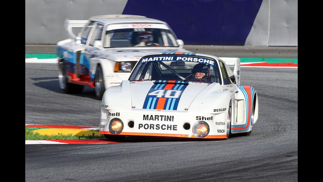 Gerhard Berger - Porsche 935 - Legenden-Parade - GP Österreich 2018