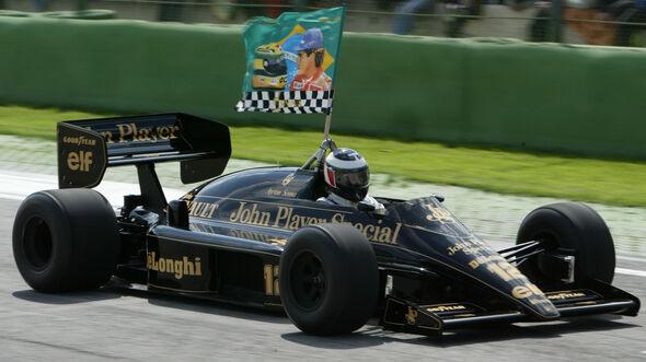 Gerhard Berger - San Marino 2004