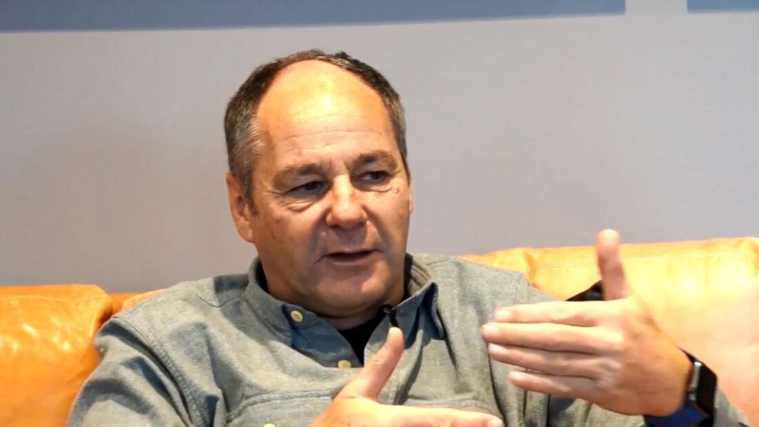 Gerhard Berger - Video-Interview - Screenshot - 2019