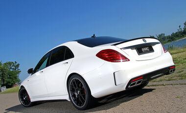 German Special Customs Mercedes-Benz S-Klasse W222