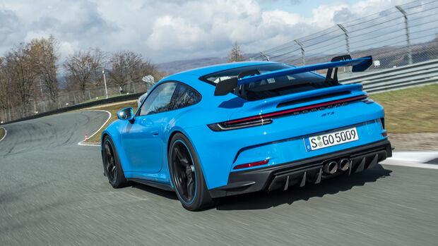 Germany, Porsche 911 GT3
