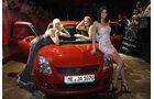 Germany's next Topmodel Suzuki Swift