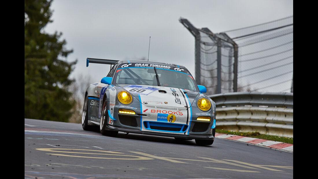 GetSpeed Porsche 911 GT3 - 24h Qualirennen - Nürburgring Nordschleife - 06. April 2014
