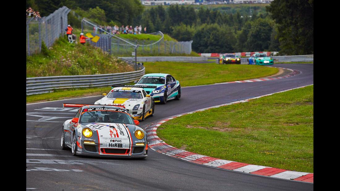 GetSpeed Porsche - VLN Nürburgring - 6. Lauf - 2. August 2014