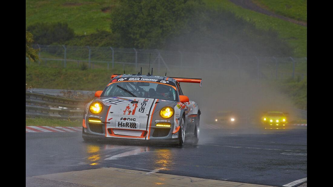 GetSpeed Porsche -VLN Nürburgring - 7. Lauf - 23. August 2014