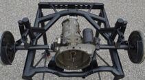 Getriebe von James Deans Porsche 550 Spyder