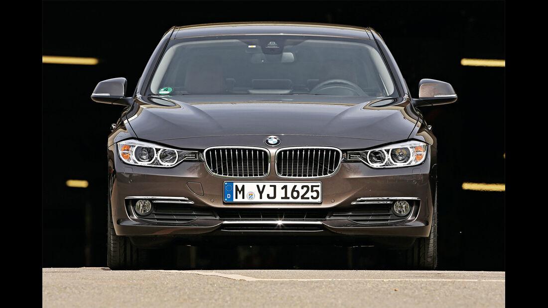 Getriebetechnik, BMW 320d