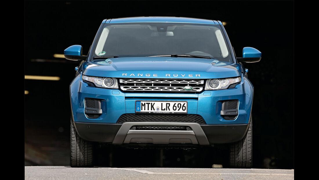 Getriebetechnik, Range Rover Evoque