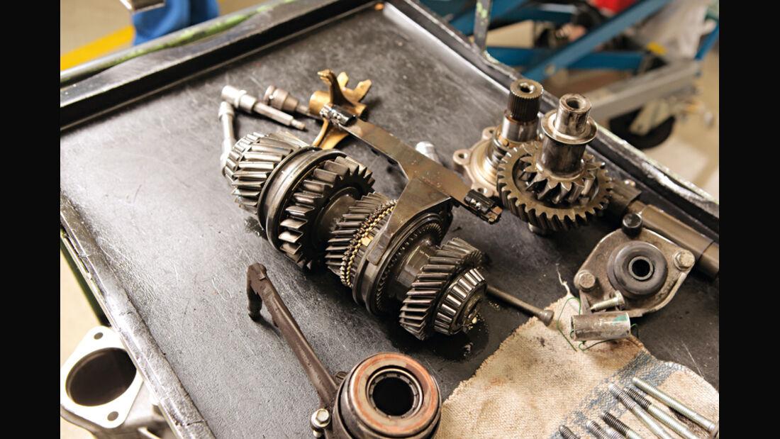Getriebeteile