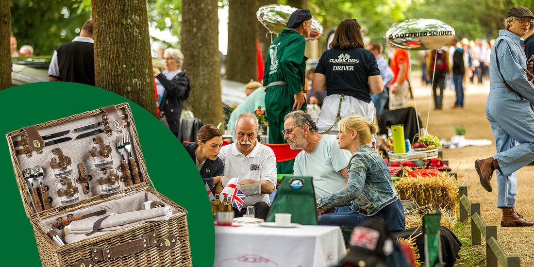 Gewinnspiel Classic Days Schloss Dyck