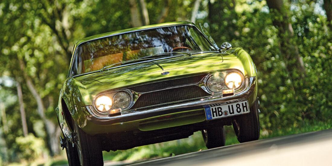 Ghia 230 S Prototipo