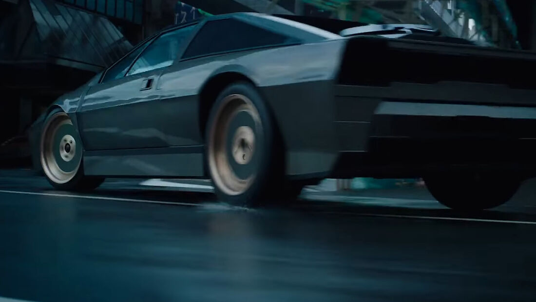 Ghost in the Shell Concept Cars Hollywood