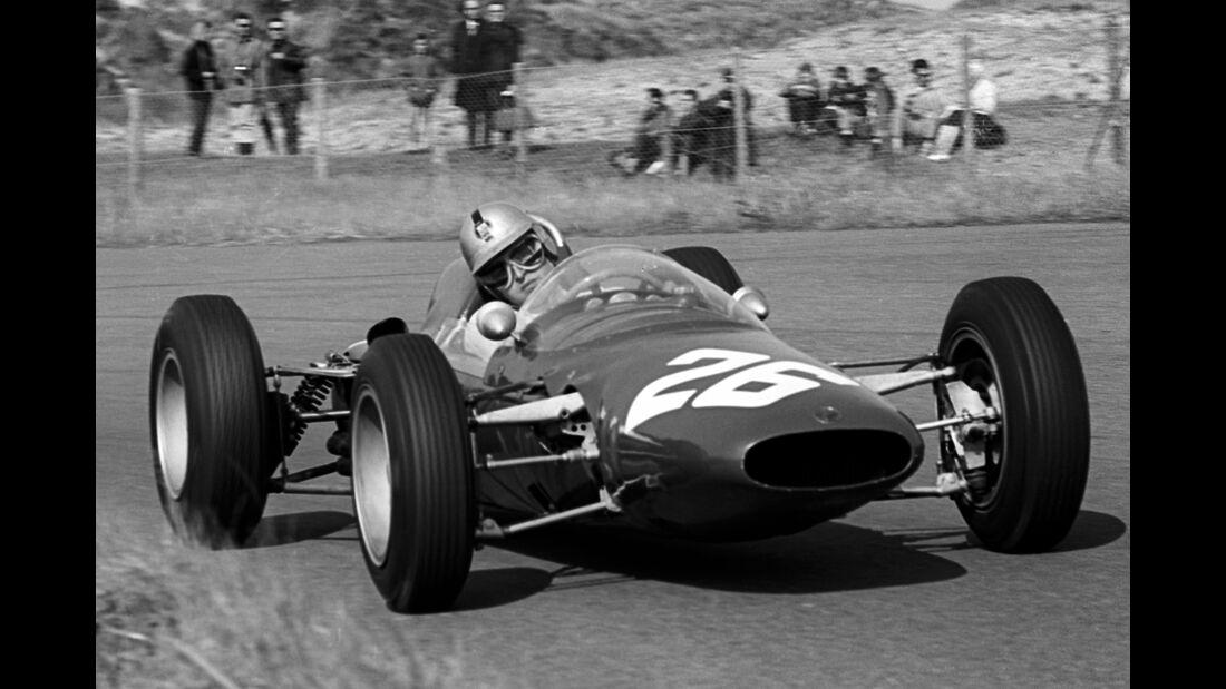 Giancarlo Baghetti - ATS 100 - Zandvoort 1963
