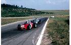 Giancarlo Baghetti - Ferrari 156 - Dan Gurney - Porsche 718 - GP Frankreich 1961 - Reims
