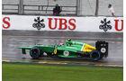 Giedo van der Garde - Formel 1 - GP Australien 2013