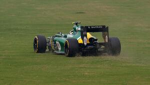 Giedo van der Garde - GP Indien 2013