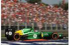 Giedo van der Garde - GP Italien 2013