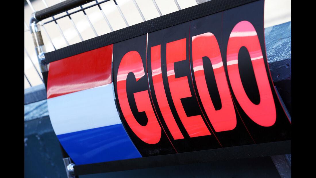 Giedo van der Garde Karriere