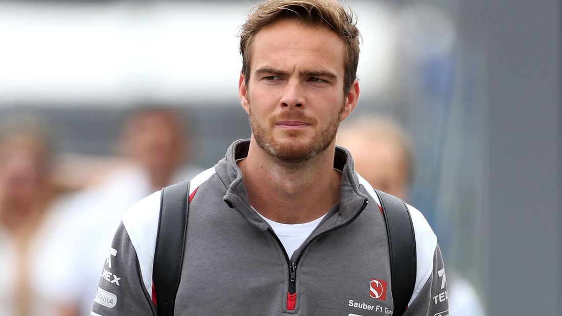Giedo van der Garde - Sauber - Formel 1 - GP Brasilien - 6. November 2014