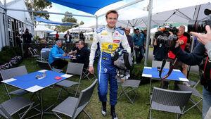 Giedo van der Garde - Sauber - GP Australien 2015