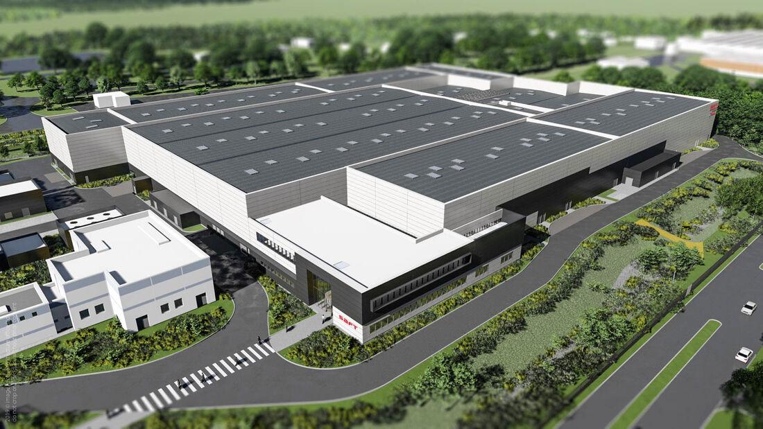 Giga-Factory Kaiserslautern