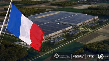 Gigafactory Vekor Frankreich