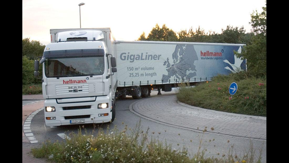 Gigaliner, Giga-Liner, Lkw