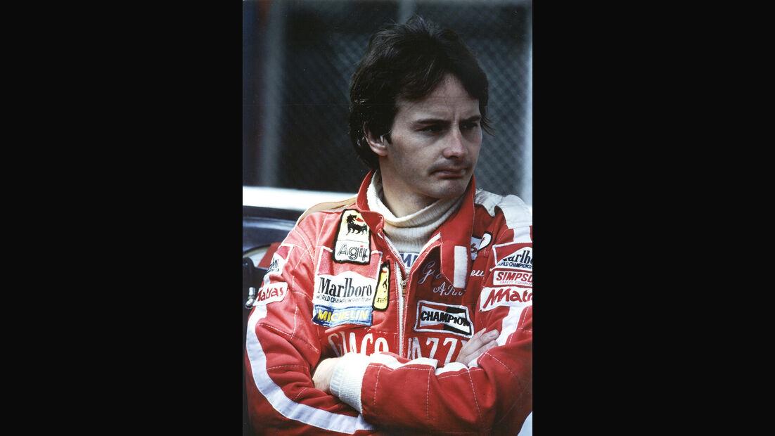 Gilles Villeneuve 1979 GP Monaco