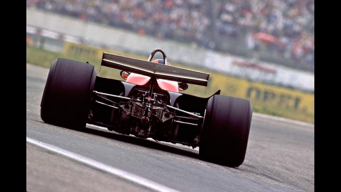 Gilles Villeneuve GP Deutschland 1980 Ferrari