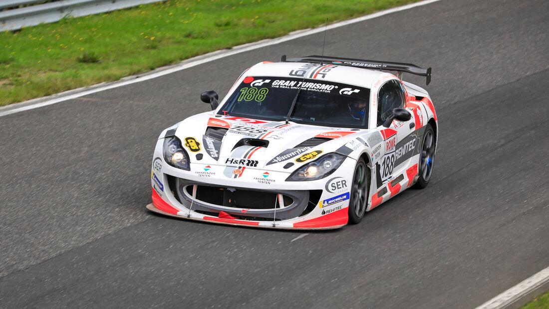 Ginetta G55 - Startnummer #188 - KKrämer Racing - SP10 - NLS 2020 - Langstreckenmeisterschaft - Nürburgring - Nordschleife