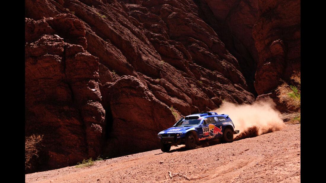 Giniel de Villiers - Dakar 2011