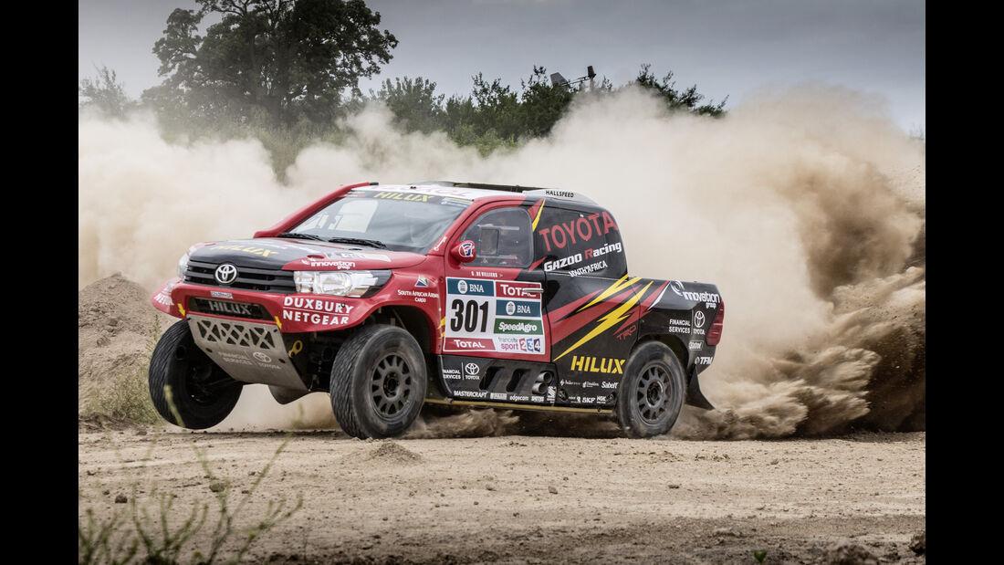 Giniel de Villiers - Dakar 2016