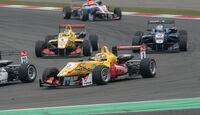 Giovinazzi, Formel 3-EM, Nürburgring, 1. Rennen