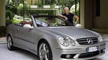 Girgio Armani Mercedes CLK