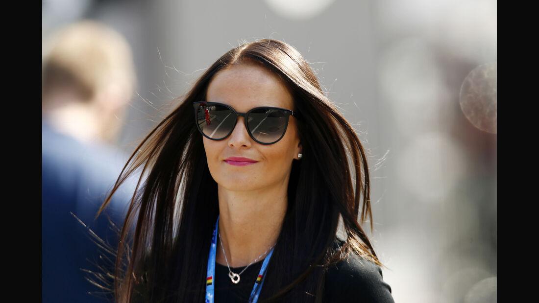 Girl - Formel 1 - GP Belgien - Spa-Francorchamps - 22. August 2015