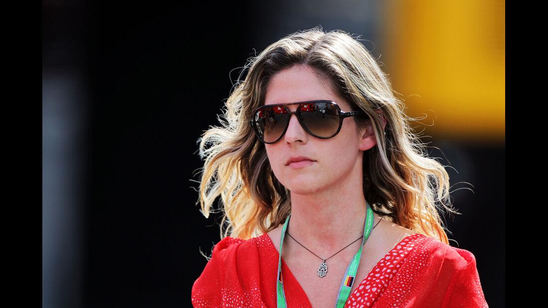 Girl - Formel 1 - GP Deutschland - 6. Juli 2013