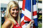 Girl - Formel 1 - GP Italien - 09. September 2012