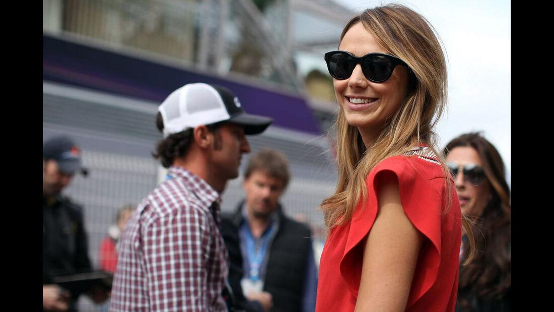 Girl - Formel 1 - GP Monaco - 25. Mai 2013