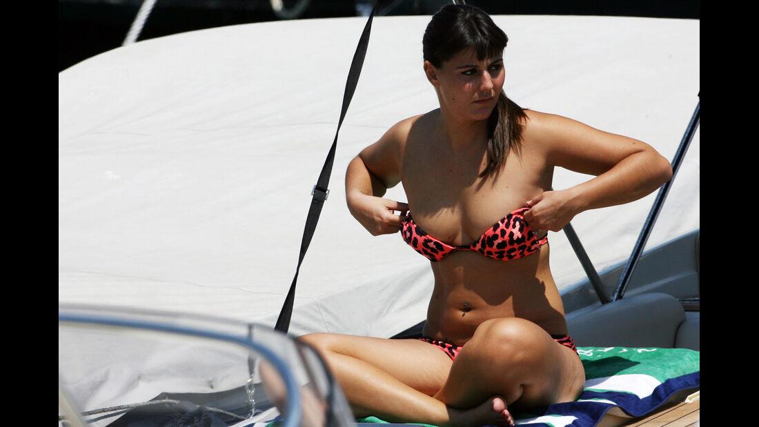 Girl - Formel 1 - GP Monaco - 26. Mai 2012