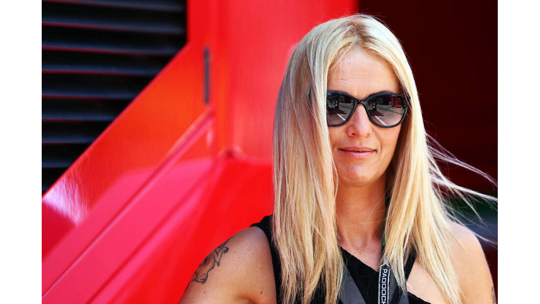 Girl - Formel 1 - GP Ungarn - 25. Juli 2014