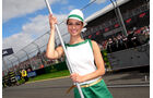Girl - GP Australien 2013