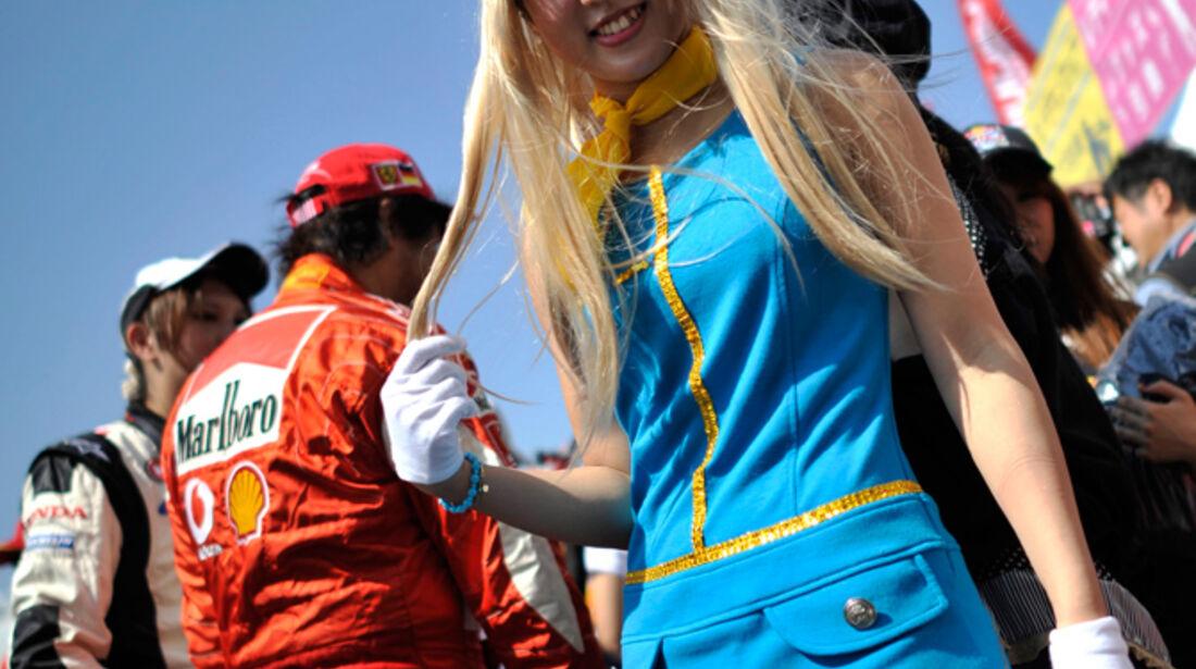 Girl GP Japan 2012