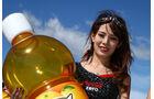 Girl - GP Japan - Suzuka - 6. Oktober 2011
