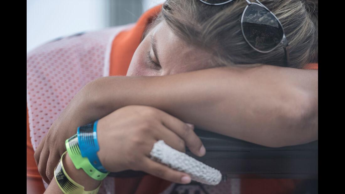 Girl - GP Ungarn 2014 - Danis Bilderkiste